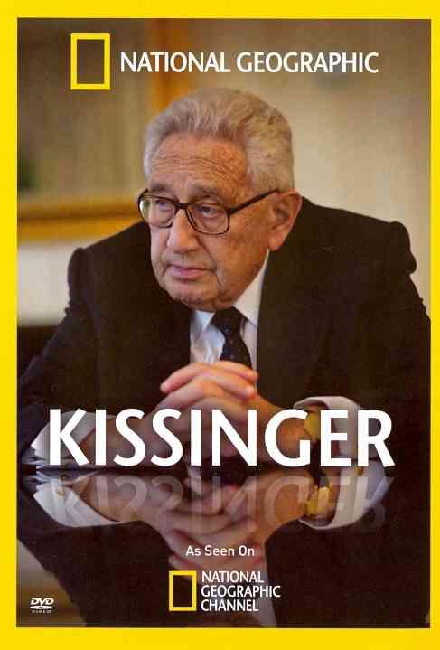KISSINGER BY KISSINGER,HENRY (DVD)
